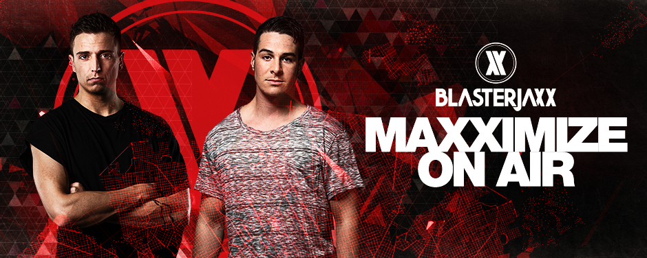 Blasterjaxx - Maxximize On Air 149 (13 April 2017)
