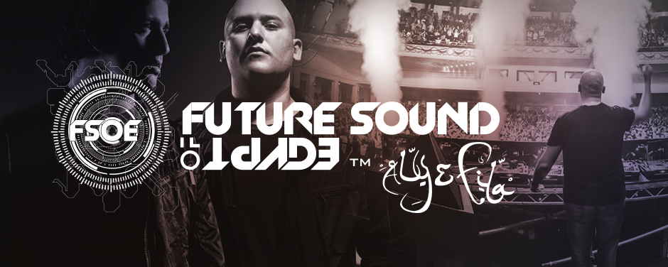 Aly and Fila - Future Sound Of Egypt 493