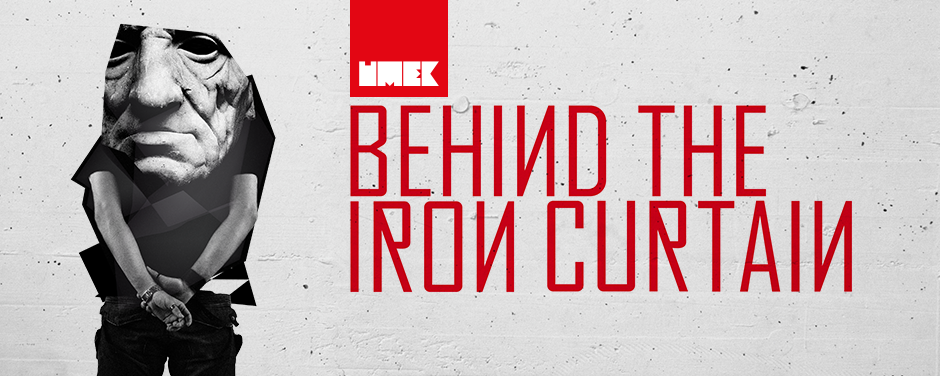 Umek - Behind The Iron Curtain 303 (24 April 2017)