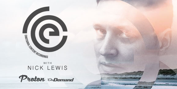 Nick Lewis - Emotional Content Radio (2017-09-27)