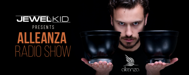 Jewel Kid - Alleanza Radio Show 287 (17 August 2017) with Justin James