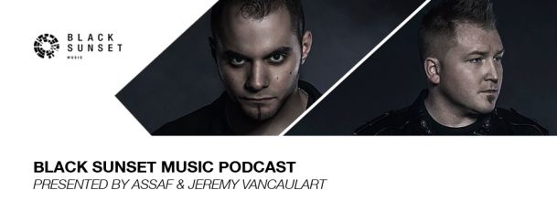 Anske - Black Sunset Music Podcast Episode 018