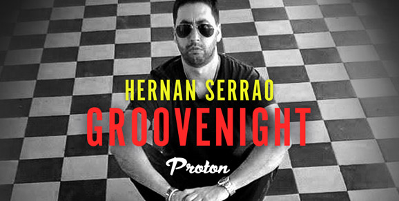 Hernan Serrao - GROOVENIGHT Episode 377 (2018-03-26)