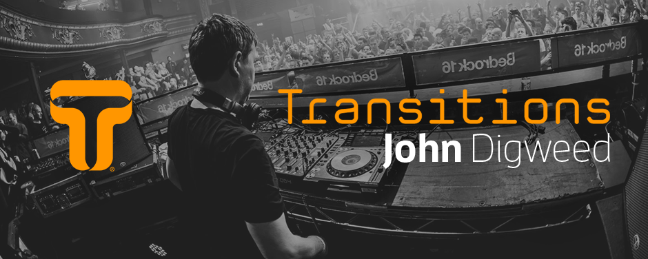 John Digweed - Transitions Episode 671 (10 July 2017) guest Andrea Oliva