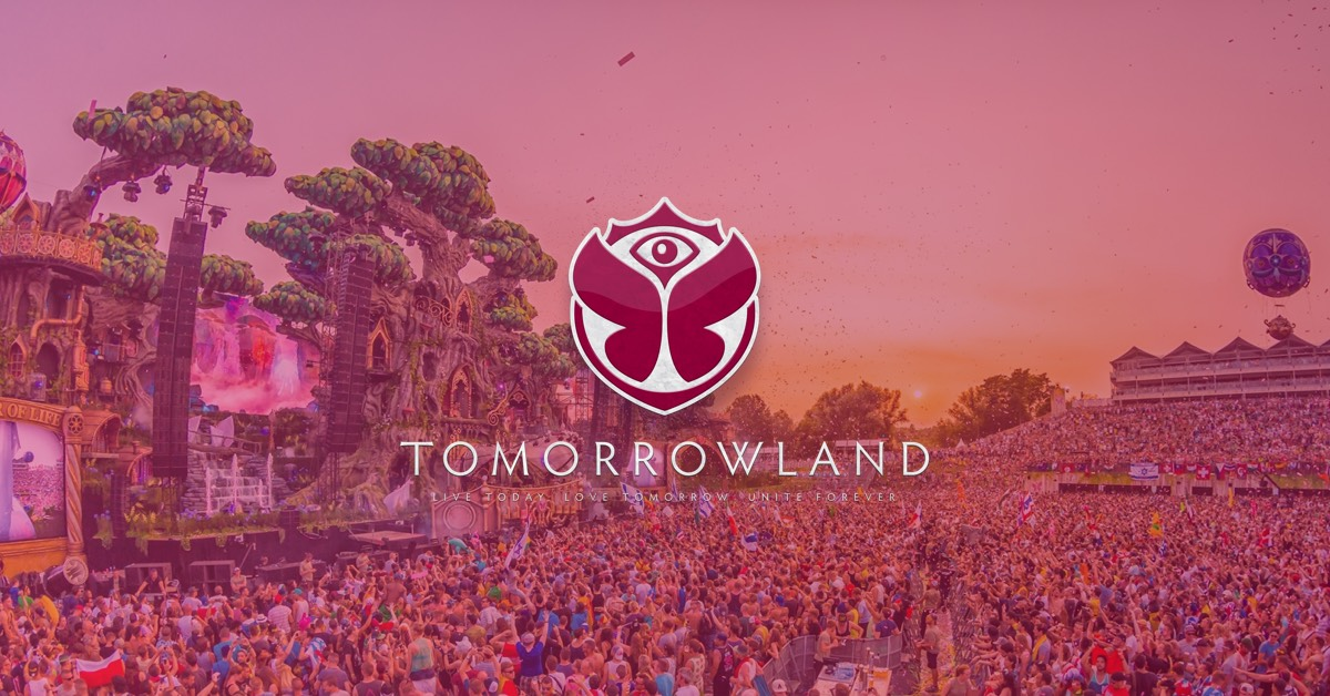 Claptone @ Tomorrowland Belgium 2017 - 23 July 2017
