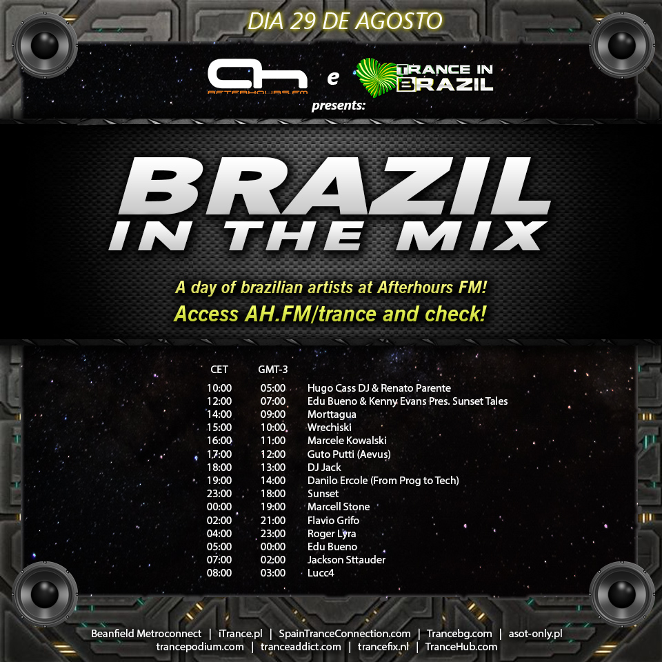 Brazil in the Mix - Wrechiski