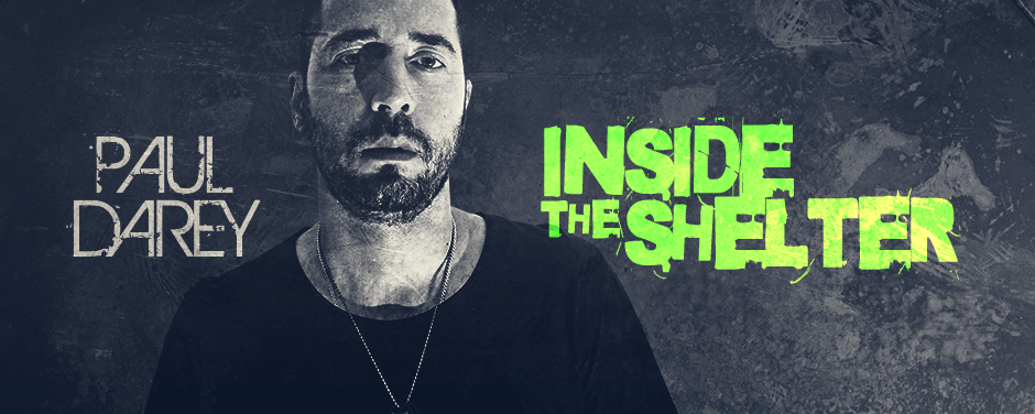 Paul Darey - Inside The Shelter 088 (18 April 2018) with George Privatti